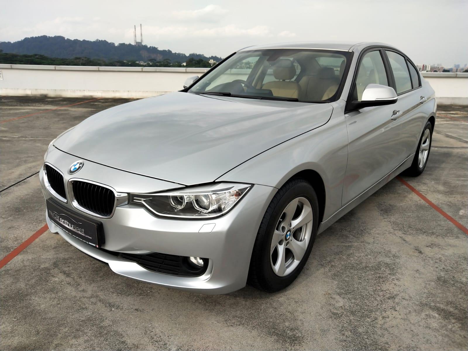 BMW 3 Series 320i Efficient Dynamics